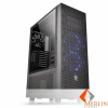 Thermaltake Core X71 Tempered Glass Edition Fekete Torony