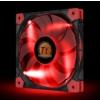 Thermaltake Luna 12 Slim LED - Piros