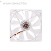 Thermaltake Pure 12 LED White rendszerhűtő ventilátor