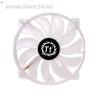 Thermaltake Pure 20 LED White rendszerhűtő ventilátor