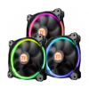 Thermaltake Riing 14, 140mm LED RGB 3 SET FANS (CL-F043-PL14SW-B)