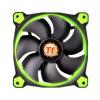 Thermaltake Riing 14, 140mm LED Zöld (CL-F039-PL14GR-A)