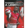 Thierry Henry - A legenda (DVD)