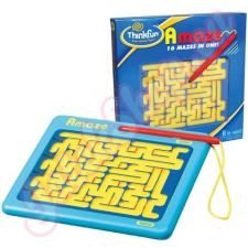 ThinkFun Amaze 16 labirintus egyben logikai társasjáték