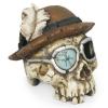 Thomas a felfedező koponya akváriumi dekor (9 x 8 x 8 cm)