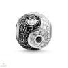 Thomas Sabo Karma Beads Thomas Sabo Yin&Yang pavé gyöngy - K0070-051-18