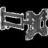 """Thomson 132401 Wab846 10-46"""" dönthető/forgatható 2 karos fali konzol"""