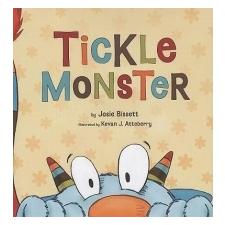 Tickle Monster – Josie Bissett, Kevan J. Atteberry idegen nyelvű könyv