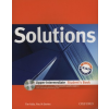 Tim Falla, Paul A. Davies SOLUTIONS UPPER-INT STUDENT'S BOOK PACK