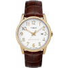 Timex Easy Reader Signature 38mm Leather Strap Watch TW2R65100