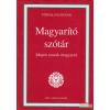 Tinta Könyvkiadó Magyarító szótár