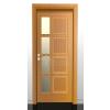 TITÁN 2/C, luc fenyő beltéri ajtó 90x210 cm