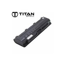 Titan Basic Toshiba PA5024 4400mAh notebook akkumulátor - utángyártott toshiba notebook akkumulátor