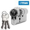 Titan K1 hevederzár betét 45x60