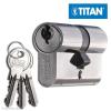 Titan K1 zárbetét 45x75