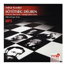 Titis Kft. SÖTÉTSÉG DÉLBEN /HANGOS REGÉNY MP3 hangoskönyv