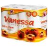 Toalettpapír, 3 rétegű, 24 tekercses, Vanessa