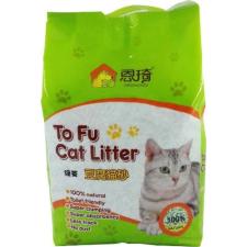 Tofu - nyövényi alapú, zöld tea illatú macskaalom (2,8kg) macskafelszerelés