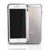 Tok, aluminium bumper+hátlap, Apple iPhone 6 / 6S, ezüst, csomagolás nélkül