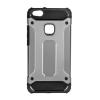 Tok, Armor aluminium hátlap, szilikon kerettel, Apple Iphone 7 Plus,8 Plus, szürke