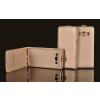 Tok, flip tok, Samsung Galaxy A5 (2016) A510, arany, flexi, csomagolás nélküli