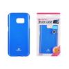 Tok, Mercury Jelly, szilikon, (csillámporos), LG K10 (2017), kék