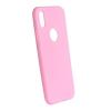 Tok, Soft matt, 0,3 mm, szilikon hátlap, Samsung Galaxy J3 (2017) J330, halvány rózsaszín