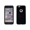 Tok, Ultra Slim-szilikon tok, Candy, Apple Iphone 7 / 8, fekete, csomagolás nélkül
