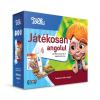 Tolki Tolki Interaktív foglalkoztató könyv tollal készletben - Játékosan angolul