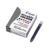 Töltőtoll patron, PILOT Parallel Pen 12 különböző szín 12db/csomag (IC‐P3‐AST)