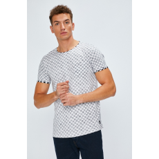 Tom Tailor Denim - T-shirt - szürke - 1338098-szürke