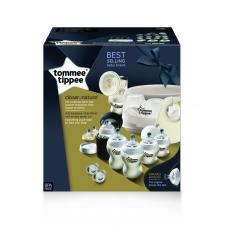 Tommee Tippee Mikrohullámú gőzsterilizáló és kézi mellszívó szett ajándékokkal mellszívó