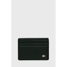 Tommy Hilfiger - Bőr pénztárca Eton - fekete - 1427954-fekete