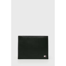 Tommy Hilfiger - Bőr pénztárca - fekete - 1427953-fekete