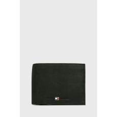 Tommy Hilfiger - Bőr pénztárca Johnson - fekete - 1427956-fekete