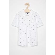 Tommy Hilfiger - Gyerek póló 110-176 cm - fehér - 1351600-fehér
