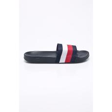 Tommy Hilfiger Papucs cipő - sötétkék