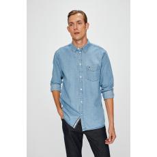 Tommy Jeans - Ing - kék - 1355598-kék
