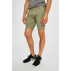 Tommy Jeans - Rövidnadrág - piszkos zöld - 1278315-piszkos zöld