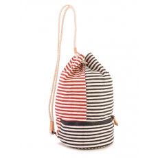 TommyHilfiger BEACH STRIPES DRAWSTRING BAG Válltáska