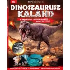 Top Bookazine - Dinoszaurusz kaland természet- és alkalmazott tudomány