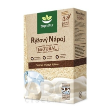 Topnatur TopNatur Rizs italpor 350 g alapvető élelmiszer