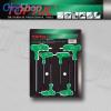 TOPTUL Imbusz kulcs készletek (GAAS0601 )