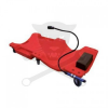 Torin Big Red Aláfekvő műanyag piros 6 kerekű + 1 db flexi lámpa (TRH6802-1-TRN)