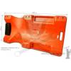 Torin Big Red Aláfekvő műanyag piros 6 kerekű normál (TRH6802)