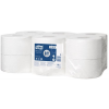 """Tork Toalettpapír, T2 rendszer, 2 rétegű, TORK """"Advanced mini jumbo"""", fehér"""