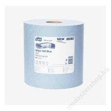 Tork Törlőpapír, általános tisztításhoz, 3 rétegű, TORK, Advanced, kék (KHH362) higiéniai papíráru