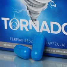 Tornado Potencianövelő kapszula 8+1 csomag potencianövelő