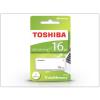 Toshiba 16 GB USB pendrive - Toshiba TransMemory U203 - USB 2.0 - white