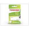 Toshiba 32 GB USB pendrive - Toshiba TransMemory U203 - USB 2.0 - white